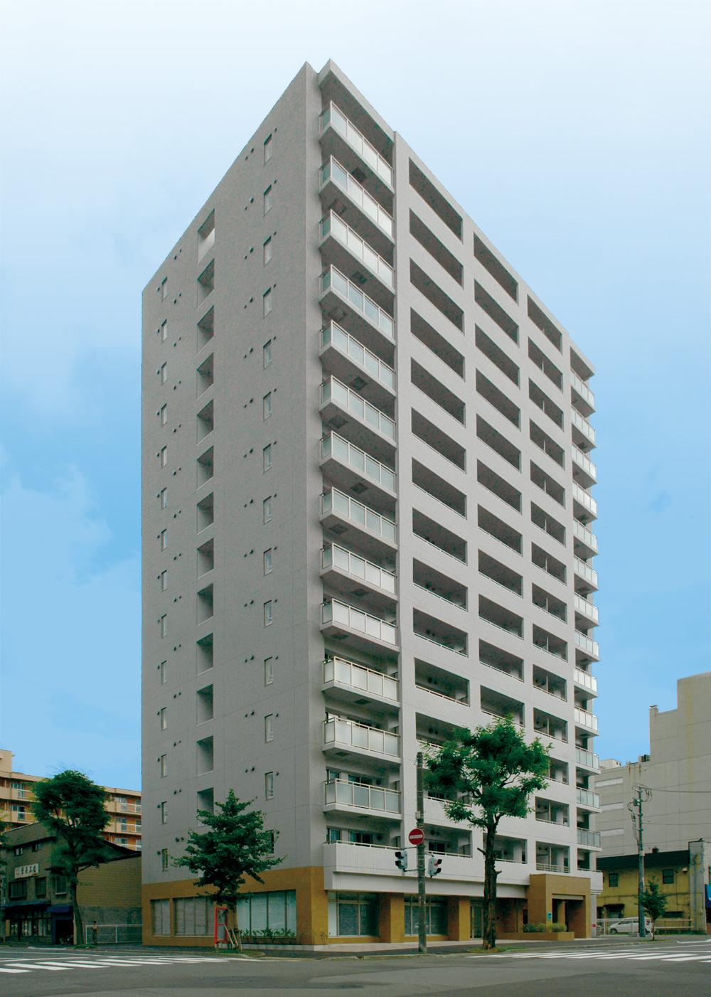 クレジデンス札幌・南4条